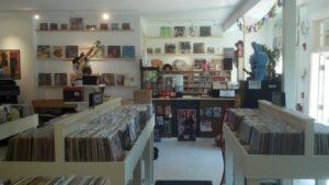 Innersleeve Records Amagansett New York on the Green