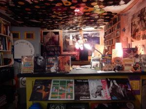 Rhino Records New Paltz Church Street front register
