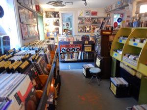 Rhino Records New Paltz Church Street Store Interior