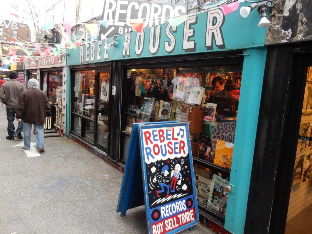 Rebel Rouser - Bushwick Brooklyn NY - store front